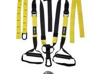 Suspension trainer inclusief plafondanker